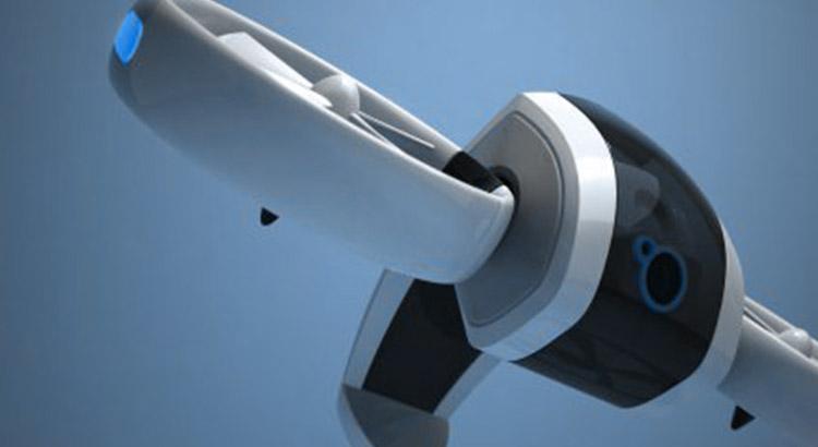 Industrial Design - Besenwagen Tour de France Drone concept - Florian Mack