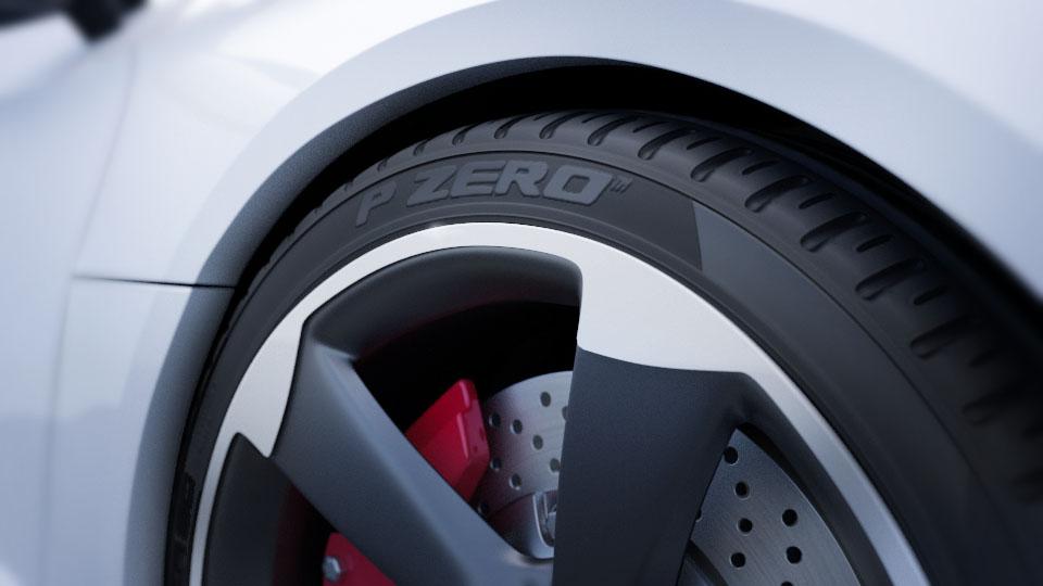 Industrial Design Blender - Florian Mack - Audi Quattro