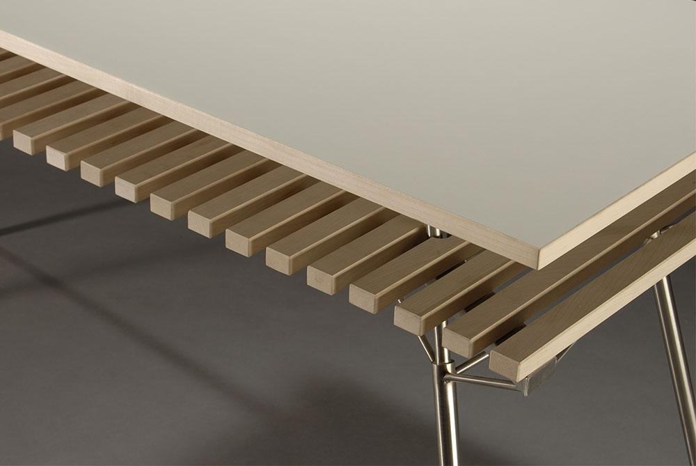 Industrial Design - Schreibtisch Design Desk N°1 - Florian Mack
